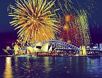 Fireworks Sydney, 2000pc screen shot 1
