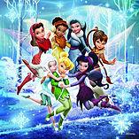 Ravensburger Puzzle - Disney Fairies (3x49pcs.) (09219) screen shot 3