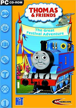 Thomas and Friends - The Great Festival Adventure PC