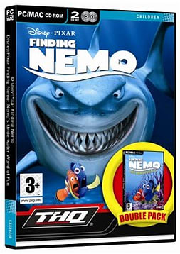 Finding Nemo Double Pack PC