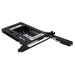 Startech 2.5 Inch Sata Removable Hard Drive Rack For Pc Expansion Slot PC
