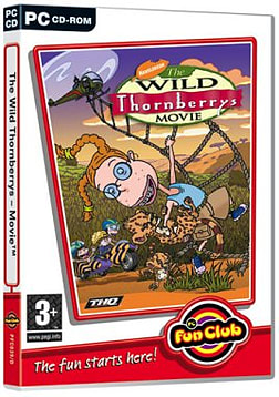 The Wild Thornberrys The Movie PC