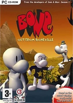 Bone - Out from Boneville PC