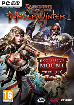 Dungeons and Dragons Neverwinter PC