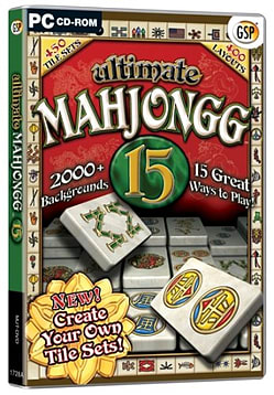 Ultimate Mahjongg 15 PC