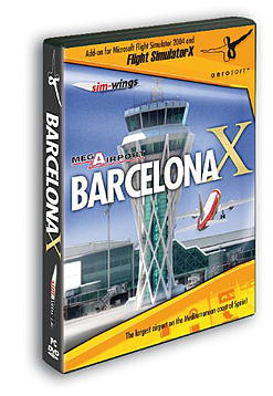 Mega Airport Barcelona PC