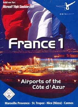 France 1 Airports of the Cote d'Azur PC
