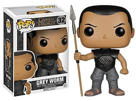 Funko POP Game of Thrones: Grey Worm Action Figure Figurines and Sets