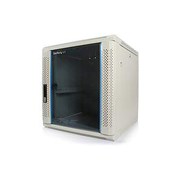 Startech 12u 19 Inch Wall Mounted Server Rack Cabinet (beige) PC