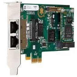 Digium TE235B Two (2) Span Digital Card T1/E1/J1/PRI PCI-Express X1 Card Hardware Echo Cancellation PC