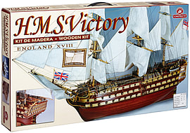 Constructo HMS Victory 1:94 Scale Ship Blocks and Bricks