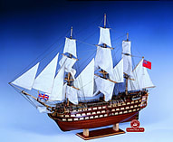 Constructo HMS Victory 1:94 Scale Ship screen shot 1