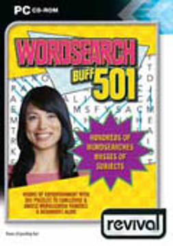 Wordsearch Buff 501 PC