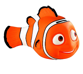 Money Bank Nemo Figurines and Sets
