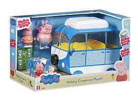 Peppa Pig Holiday CamperVan PlaySet Pre School Toys