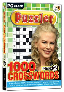 Puzzler 1000 Crosswords Edition 2 PC