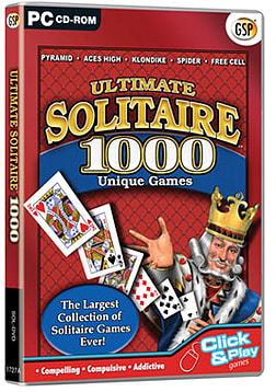 Ultimate Solitaire 1000 PC