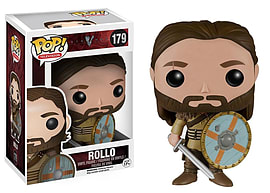 Funko - Figurine Vikings - Rollo Pop 10cm Figurines and Sets