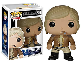 Funko - Figurine Battlstar Galactica - Starbuck Pop 10cm Figurines and Sets