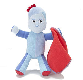 In The Night Garden Talking Iggle Piggle Soft Toy 23cm Soft Toys
