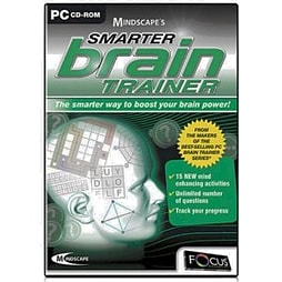 Mindscapes Smarter Brain Trainer PC
