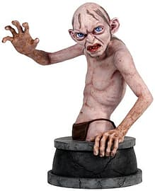 The Hobbit - Gollum Bust - Limited Collectible Edition Figurines and Sets