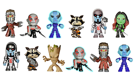 Funko Guardians Galaxy Mini Figure (BLIND BAG) Figurines and Sets