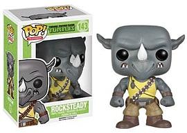 POP! Vinyl Teenage Mutant Ninja Turtles Rocksteady Figure Figurines and Sets