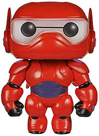 POP! Vinyl Big Hero 6 Baymax Figurines and Sets