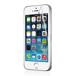 Frostycow Clear Silicone TPU Bumper Cover Case For Apple iPhone 6 screen shot 1