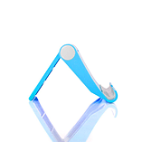 Multi-Angle Portable Desk Stand Holder Mount For Apple iPad; Samsung Nexus Blue screen shot 2