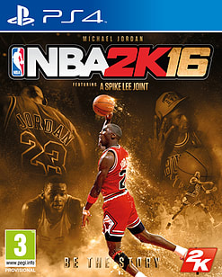 NBA 2K16 Michael Jordan Special Edition - Only at GAME.co.uk PlayStation 4
