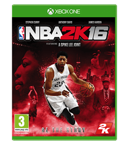 NBA 2K16 Michael Jordan Special Edition - Only at GAME.co.uk Xbox One