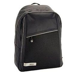 15.6 Backpack Documents Comp Shoulder Strap Black PC