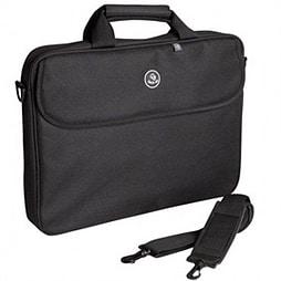 Tech Air 15.6 Essentials Briefcase 1 Compartment Removable Shoulder Strap Life Wnty PC