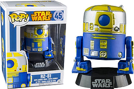 Funko - Figurine Star Wars - R2-B1 Exclu Pop 10cm Figurines and Sets