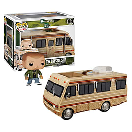 Breaking Bad Crystal Ship Jesse Pinkman Pop! Vinyl Vehicle (09) Figurines and Sets