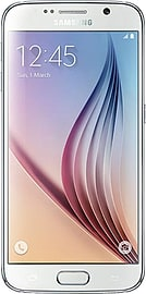 Samsung Galaxy S6 White Pearl 32GB Unlocked A Phones
