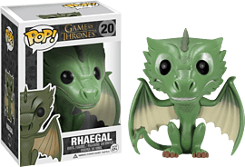 Funko Pop Rhaegal Game of Thrones #20 Vinyl Figure by funko Figurines and Sets