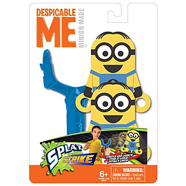 Despicable Me Splat Strike Launcher Pack Figurines and Sets