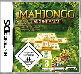Mahjongg - Ancient Mayas NDS