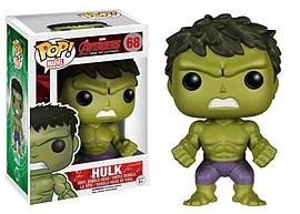 Funko Marvel: Avengers Age of Ultron - Hulk Pop! Vinyl Figure Figurines and Sets