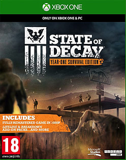 State of Decay - Year One Survival Edition (Xbox One) XBOX ONE