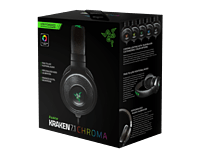 Razer Kraken 7.1 Chroma Gaming Headset screen shot 10
