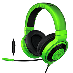 Razer Kraken Pro Gaming Headset - Green Accessories