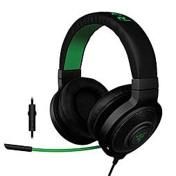 Razer Kraken Pro Gaming Headset - Black Accessories