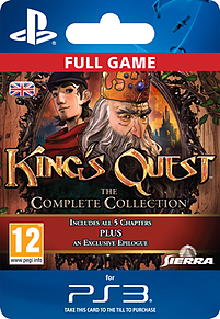 King's Quest: The Complete Collection (PlayStation 3) PlayStation 3