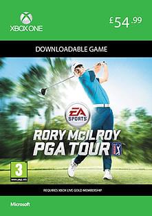 Rory McIlroy PGA Tour 2015 Xbox One