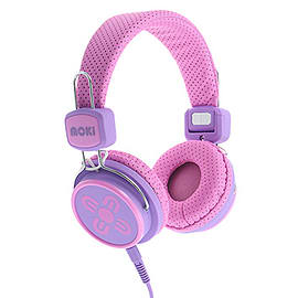 Moki Kids Safe - Pink/Purple Audio
