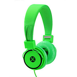 Moki Hyper Headphone - Green Audio